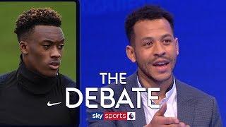 Has Callum Hudson-Odoi been given an England call-up too early?   The Debate