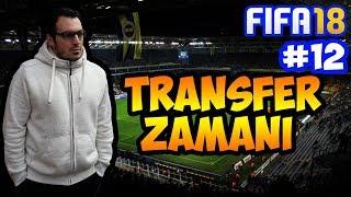 Fifa 18 Fenerbahçe Kariyeri / #12 / Transfer Dönemi Başladı .