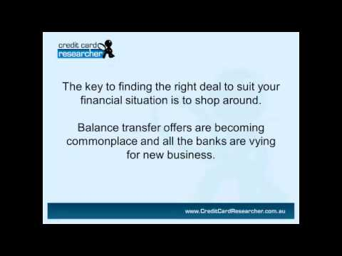 Avoiding the Pitfalls of Credit Card Balance Transfers
