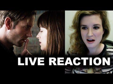 Fifty Shades Darker Trailer Reaction