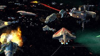 INFINITE UNITS SPAM - Star Wars Empire at War