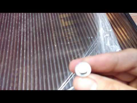 jual canopy/kanopi ,082110099855 cara pemasangan atap polycarbonate