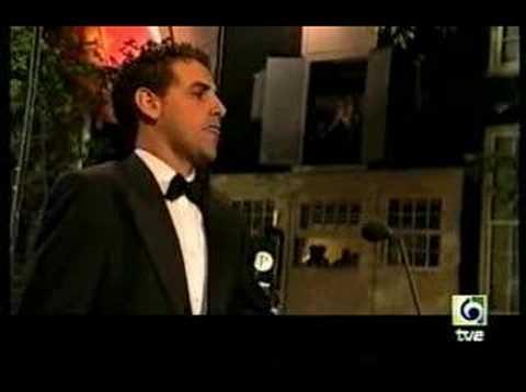 """Florez Sings """"Granada"""""""