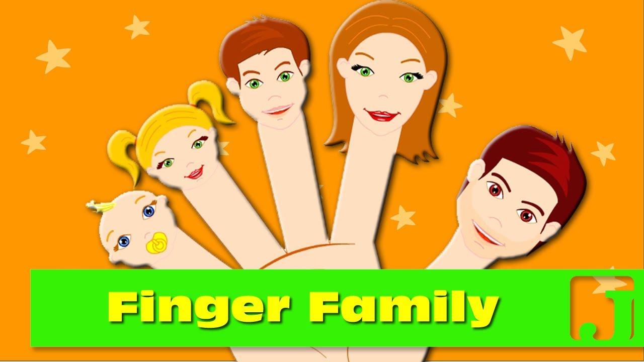 Finger Family Nursery Rhymes Songs For Children Youtube
