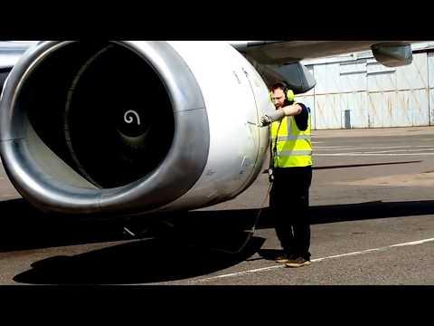 737 Manual Start
