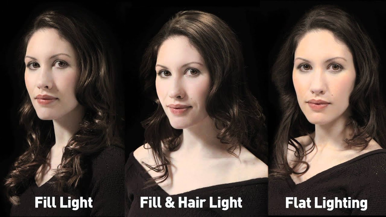 Natural Light Headshot Setup