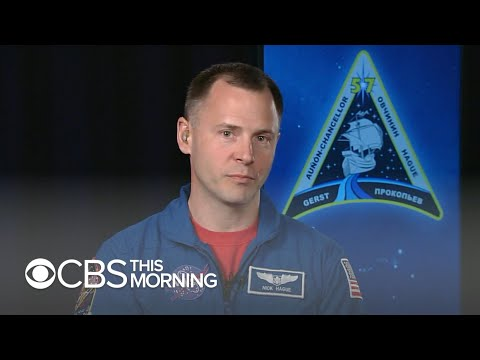 American astronaut Nick Hague talks Soyuz rocket failure