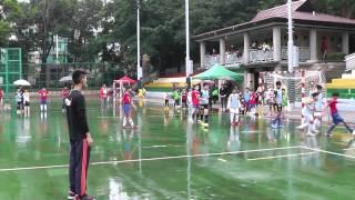 精英盃 6 人足球賽-分組賽: 海官高級組A vs 南元小