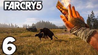 Far Cry 5. Прохождение. Часть 6 (Спариваю бычков. Угоняю Вдоводел)