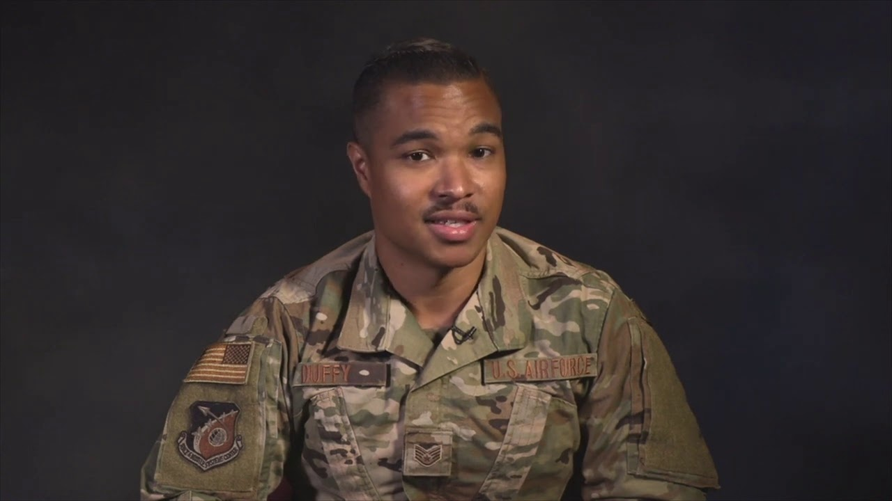 The United States Air Force has initiated a service-wide Dialogue on Race and #SMC is continuing that conversation by highlighting the personal stories of our #spaceprofessionals.  Check out SSgt Randy Duffy's experience with #racism below and be on the lookout for more highlights weekly! #SpaceStartsHere