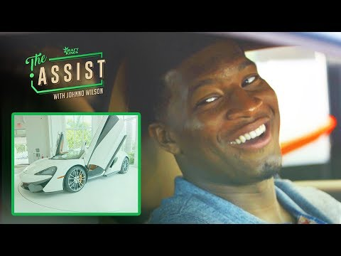 Jameis Winston Test Drives A $400,000 Rolls Royce | The Assist
