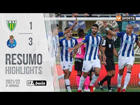 Tondela FC Porto Goals And Highlights