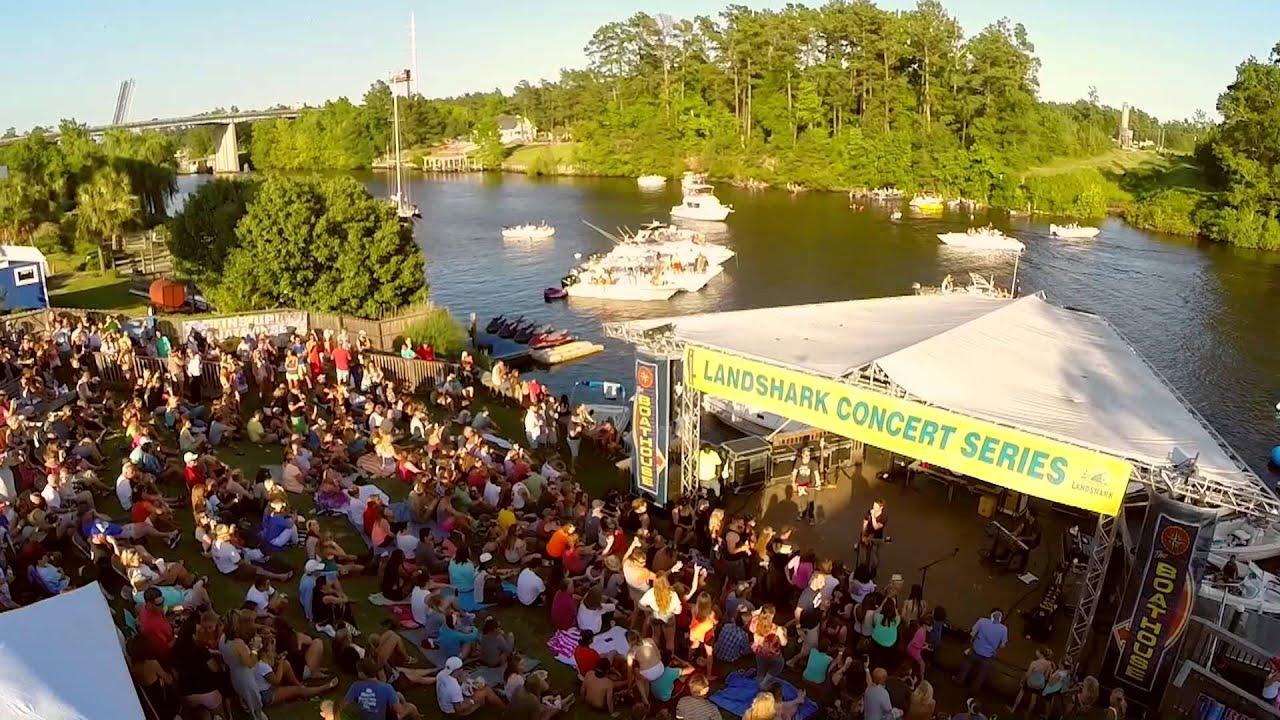 Parmalee Carolina Live Boathouse Myrtle Beach South