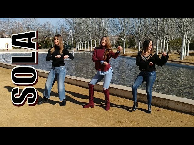 SOLA LUIS FONSI Zumba - Bachata - Coreografia