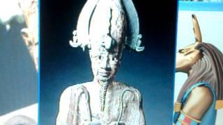 OSIRIS Ausar X-Files: the BLACK Lord or Mythological Dead-Beat Father? Pt.1 Ras Iadonis Tafari
