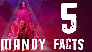 Mandy (2018) - Five Facts About Panos Cosmatos's Mandy