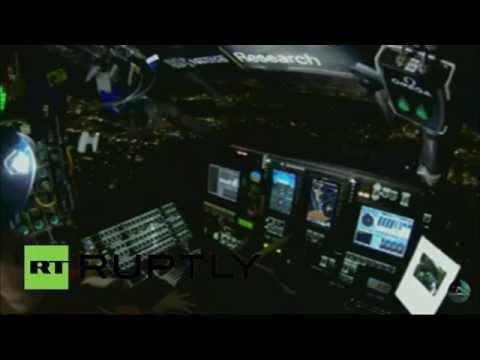 Solar Impulse 2 atterrit à Nagoya, le record du monde est reporté