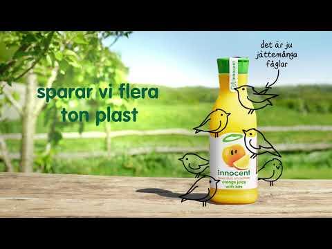 juice bottle lightweighting SE