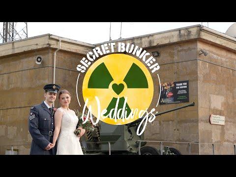 Secret Bunker Weddings