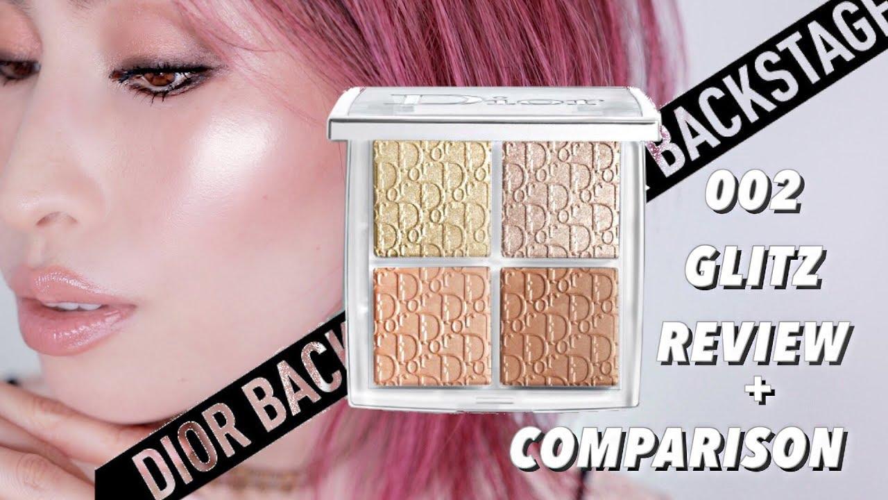 Backstage Glow Face Palette - 002 Glitz by Dior #18