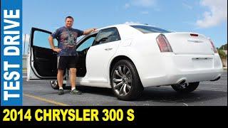 2014 Chrysler 300S 3.6L V6 leather seats luxury sedan driven by Jarek Pinellas Park Florida USA