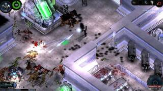 Alien Shooter 2: Conscription - Gameplay - Level 9