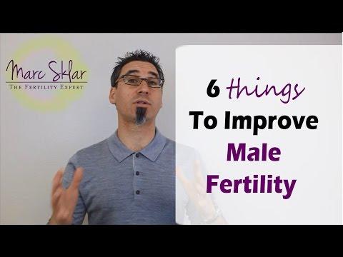 How to improve sperm to get pregnant