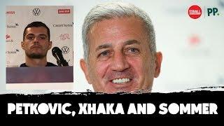 Swiss manager Petkovic addresses Schmeichel's Ireland criticism