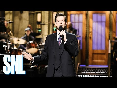 John Mulaney StandUp Monologue  SNL