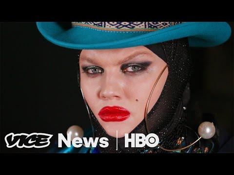 Lismore Take's London's Fashion Week: VICE News Tonight on HBO