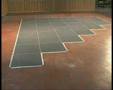 Idec pavimentos modulares de pvc y linoleum youtube - Suelos pvc autoadhesivos ...