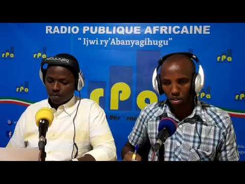 RPA: Amakuru yo kuwa 24 Ntwarante 2020