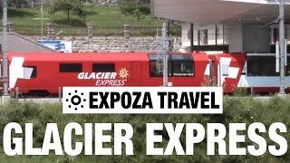 Glacier Express (Switzerland) Vacation Travel Video Guide(Travel video about destination Glacier Express in Switzerland. In 1926 the Visp-Zermatt Bahn, later the Brig-Visp-Zermatt Bahn, Furka Oberalp Bahn and the ..., 2016-03-13T00:00:00.000Z)