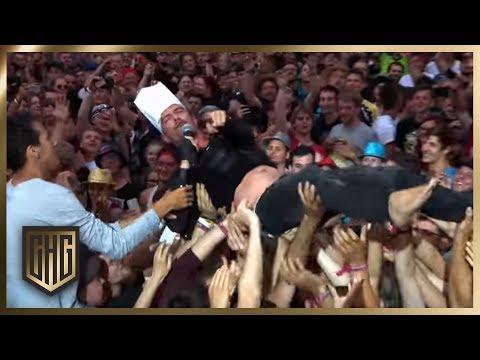 Rock am Ring: Crowdsurfing XXL & 'Angels' | Circus HalliGalli | ProSieben