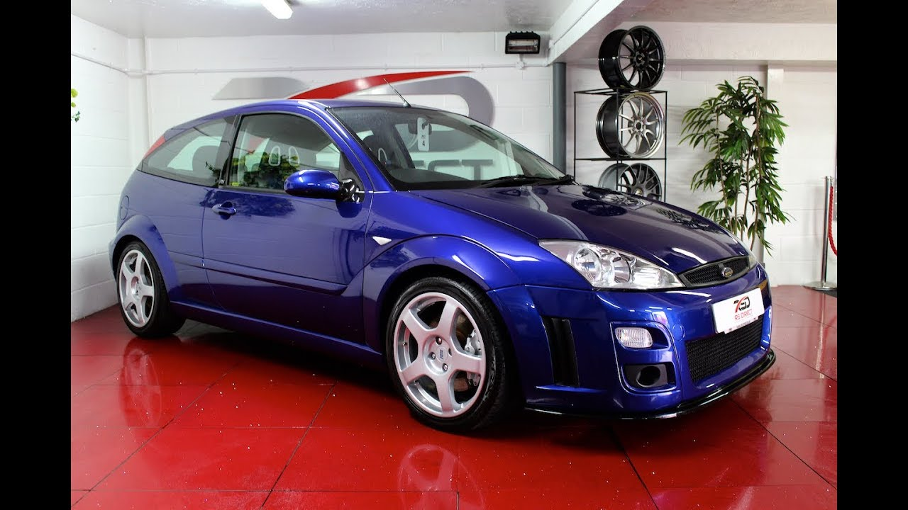 ford focus rs mk1 for sale at rs direct bristol youtube. Black Bedroom Furniture Sets. Home Design Ideas