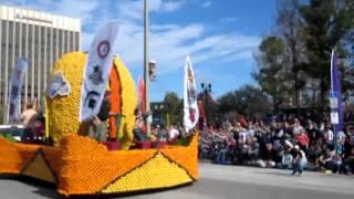 № 417 США Море Счастья Citrus Parade 2010 Orlando