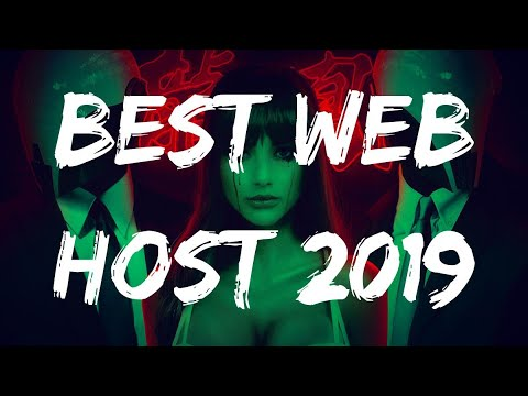 BEST WEB HOSTING COMPANY 2019! 🏆 YOU DONT KNOW! 🎭