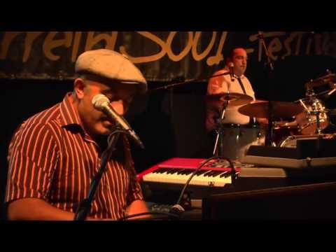 Sam Paglia trio - I got a Woman @Porretta Soul festival