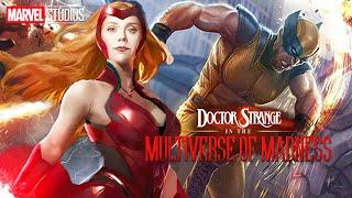 Doctor Strange 2 X-Men Announcement Breakdown - Marvel Phase 4