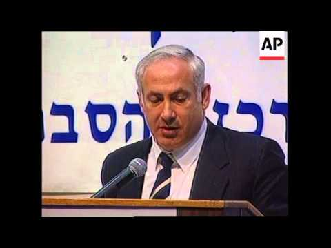 Israel - Netanyahu calls for talks with Syria