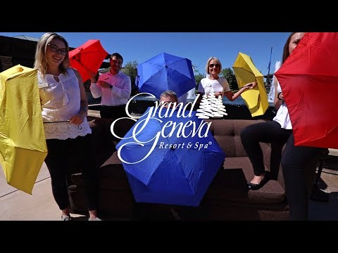 Working At Grand Geneva Resort & Spa Is More Than Fun And Games