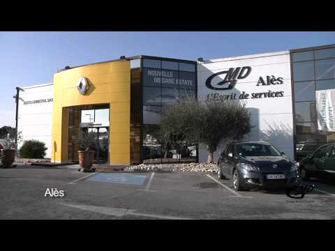 Présentation Groupe Michel Durand (GMD) Concessionnaire Renault & Dacia
