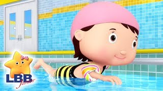 Learning To Swim | Little Baby Bum Junior | Cartoons and Kids Songs | Songs for Kids