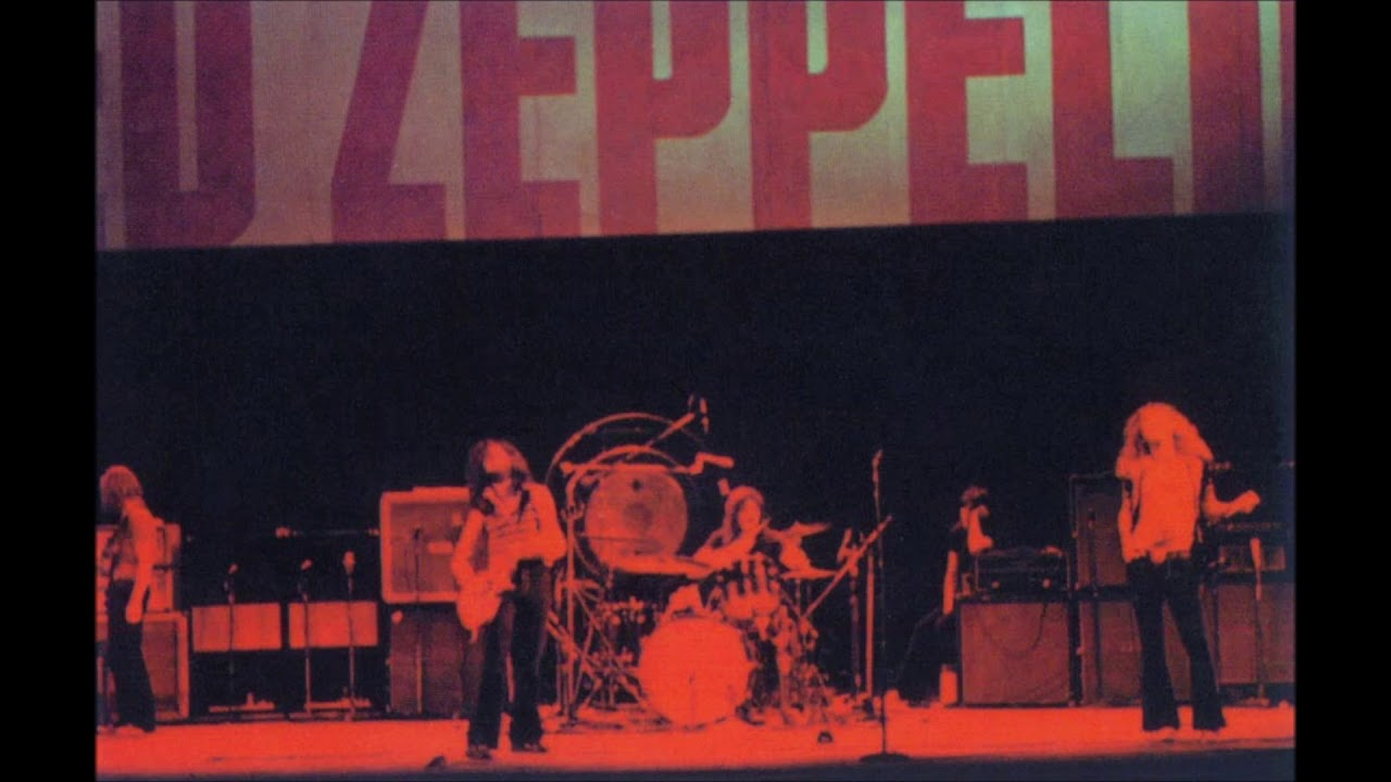 Led Zeppelin - Live in Osaka, Japan (Sept  29, 1971) - NEW SOUNDBOARD  SAMPLES