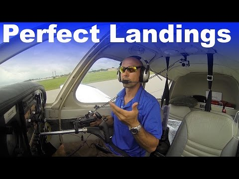 Ep. 29: How to Perfect your Landing Flare | High Speed Taxiing