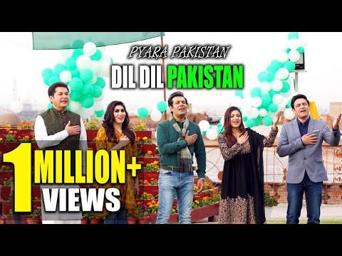 Dil Dil Pakistan |  Hamayoon Khan | New Pashto Song 2019