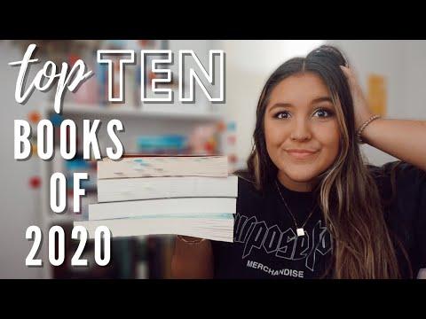 BEST BOOKS I'VE READ IN 2020 // contemporary romance, dark romance, fiction, fantasy