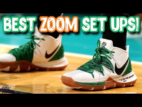 Top 5 BEST Nike Basketball Shoes to Feel ZOOM AIR!