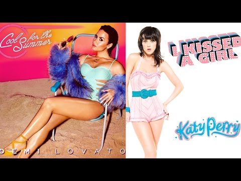 Demi Lovato New Song 'Cool For The Summer' Sounds Like Katy Perry's 'I Kissed a Girl'?