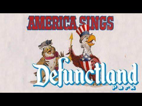 Defunctland: The History of Disneyland's America Sings
